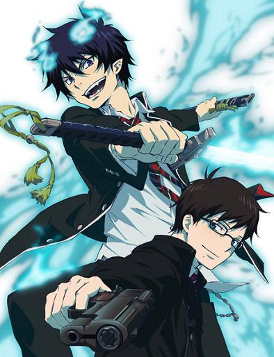 Ao no Exorcist [2011] HDTVRip