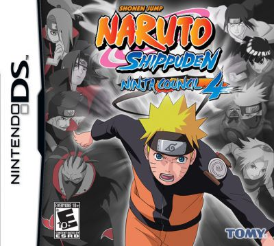 Naruto Shippuuden: Ninja Council 4 DS