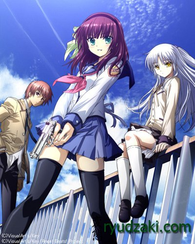 Ангельские ритмы / Angel Beats! (2010/RUS)