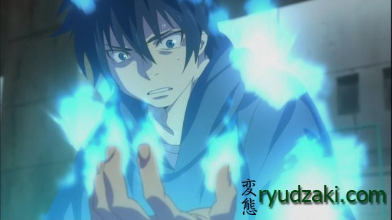 Синий Экзорцист / Ao no Exorcist (2011/RUS)