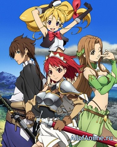 Божественный Кузнец / Seiken no Blacksmith (2009/RUS)