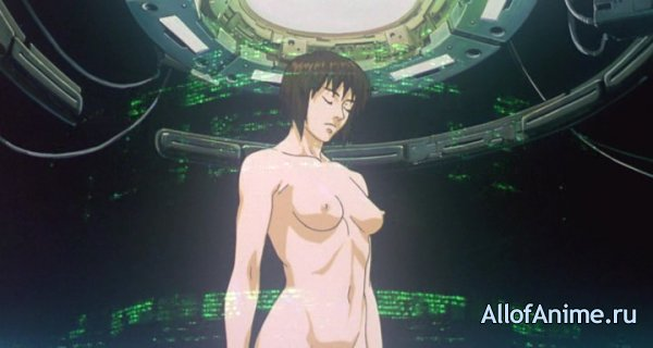 Призрак в доспехах / Ghost In The Shell (1995/RUS)