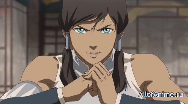 Аватар: Легенда о Корре (третий сезон) / The Legend of Korra 3 (2014)